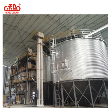 Pig Feed Pellet Milling Machine Feed Production Line