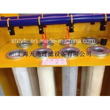 Hot Selling Fiberglass Filter Cloth with Silicon Graphite Teflon Coated