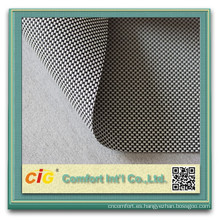 Protector solar PVC poliester tela alta calidad persianas tela protector solar