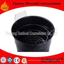 7qt Esmalte Stock Pot Sunboat Houseware Porcelana Personalizada