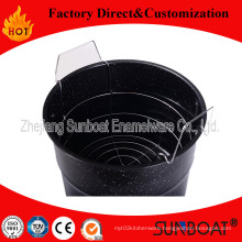 7qt Enamel Stock Pot Sunboat Houseware Porcelain Customized