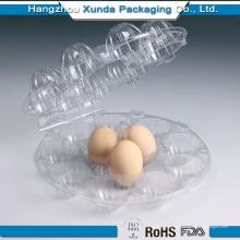 Vente de bac à oeufs en plastique PVC / Pet Fabricant