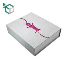Щепка Яркий Бумажная Коробка Звездное Розовый Блестящий Подарок