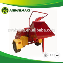 High PTO Driven Wood Chipper with Diesel Engine