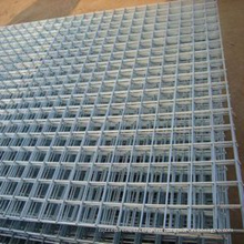 низкая цена 3х3 оцинкованная крупный рогатый скот сваренная панель ячеистой сети