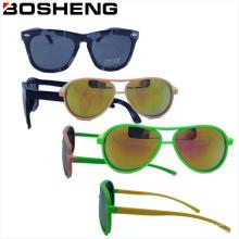 Gafas de sol polarizadas Unisex Gafas de sol modernas de moda Gafas de sol