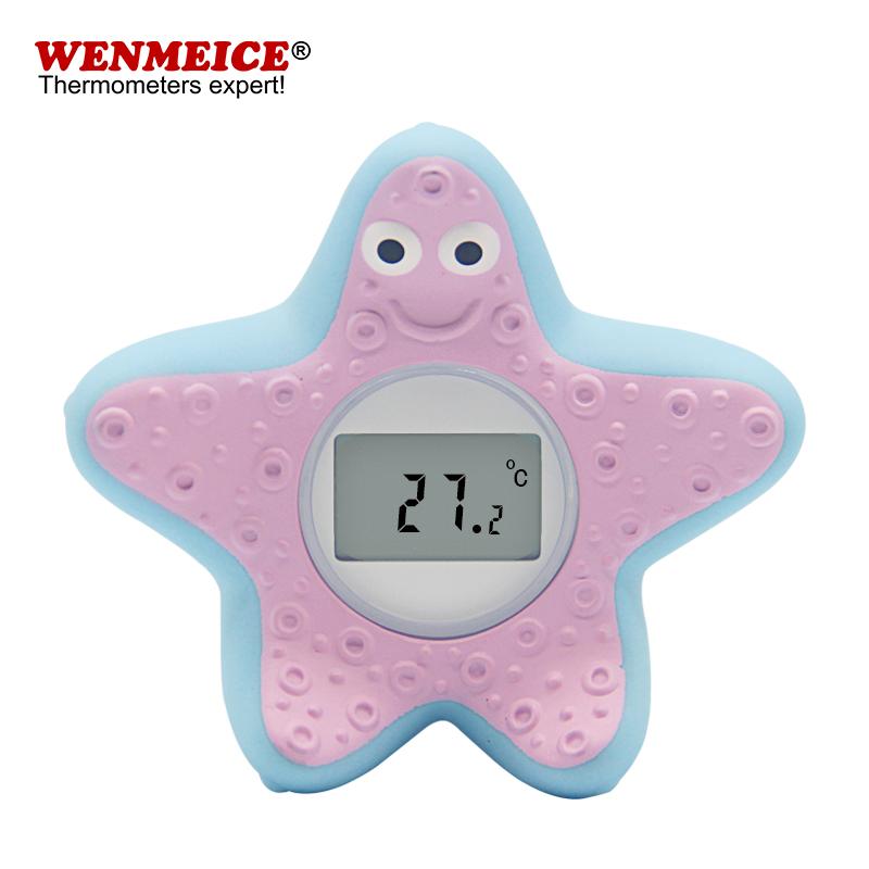 Floating Bath Toy Bathtub Baby Bath Thermometer 1