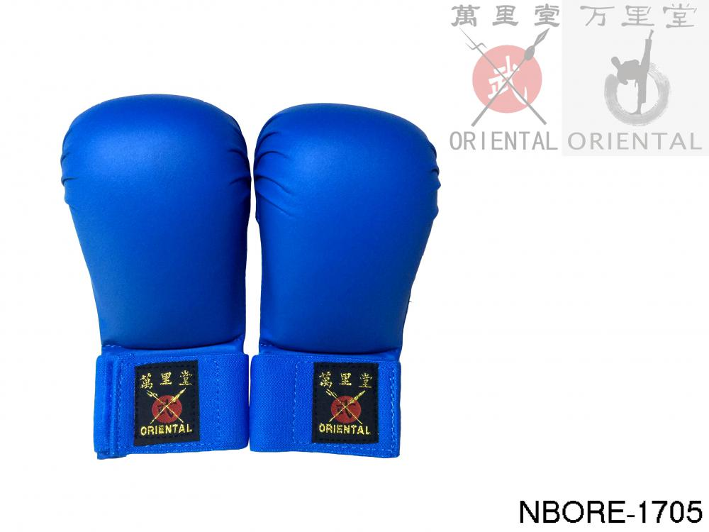 karate protective gloves