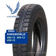Neumático de triciclo de servicio pesado 8pr 5.00-12