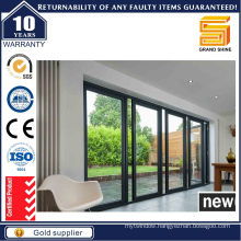 Aluminium Profile Sliding Soundproof Doors with As2208