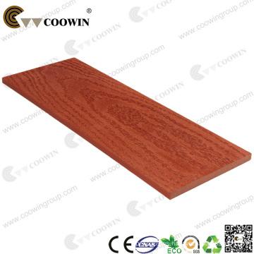 Panel de valla de jardín de madera impermeable Rew WPC