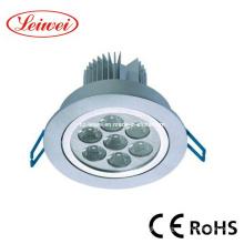 2015 7*1W LED Ceiling Lamp Downlight