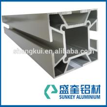 aluminium extrusion profile manufacturer with colourful powder coating for v-slot aluminum profile in Zhejiang China