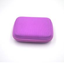 Carrying EVA essential oil case with elastic