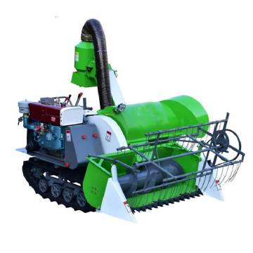 Mini Paddy Harvester Maschine für Reis