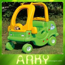 Voiture à jouets en plastique pour enfants, voiture pour jouet pour enfants, Kids Ride On Car