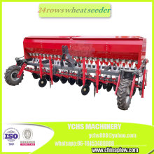 Для Сельскохозяйственных Тракторов Установил 24 Строк Пшеницы Плантатор Сеялка Ферма Пшеницы