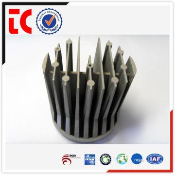 De alta calidad de la lámpara de calor de la lámpara redonda / aleación de aluminio die casting llevó radiador
