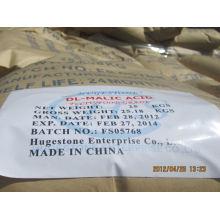 Ácido dl-málico de alta qualidade (MFCD00064212)