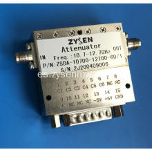 Atenuador digital de 17.7 a 21.7 GHz