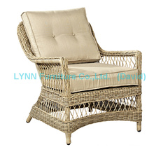 Luxury Modern Design Wicker Chair Outdoor Chair