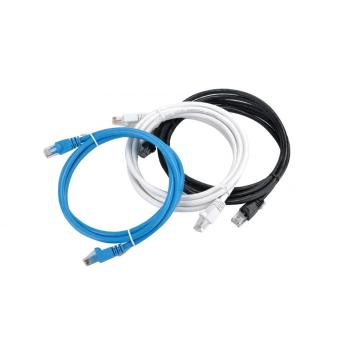 Cable de red Ethernet impermeable CAT6 sin blindaje