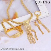 60748- Xuping Fashion New Design Tassel Set de bijoux de Noël pour les femmes à la mode