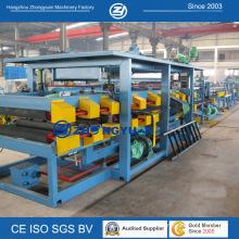 EPS Sandwich Panel Line (ZYYX-970)