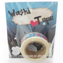 Custom Make Japanese Washi Tape, cinta washi impresa personalizada