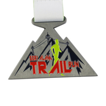 Custom Die Cast School Sports Event Medal