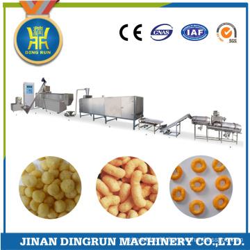 maize snacks food production line