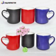 creative magic sublimation mug factory supply Yiwu Sunmeta