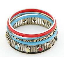 Hawaiian Costume Fashion Multilayers Bangle Bracelets