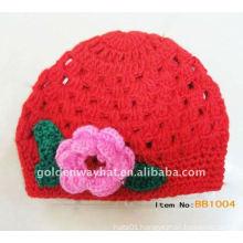 wholesale wool hand knitted women winter hats