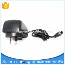 Adaptador de corriente alterna 9v 2.5a de UL