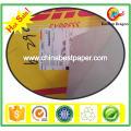 Papier duplex blanc 450GSM pour le marché thaïlandais