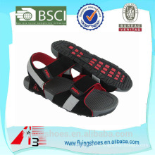 2015 men leather sandals high quality china wholesale sandals man