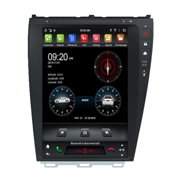 headunit android 9 لكزس ES240 / ES350 2006