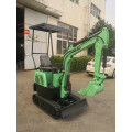 1 3t Hammer Mini Small 0.8t China Geel te koop 1.8 Crawler 2 Ton graafmachine