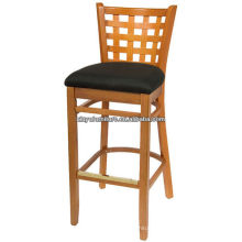 High Quality Solid Rubber Wood Bar Chair XYH1099
