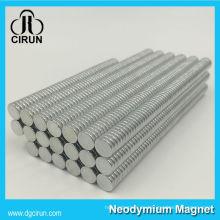 China-Hersteller-Superstarke seltene Seltene Erden sinterten dauerhaften 56c Rahmen-DC-Motor-Magneten / NdFeB-Magneten / Neodym-Magneten