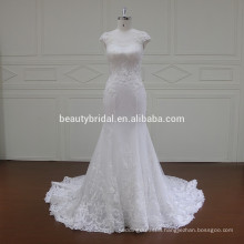 HD030 china vestido de novia wedding dress bridal gown mermaid