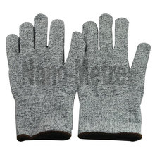 NMSAFETY HPPE cut and puncture resistant gloves