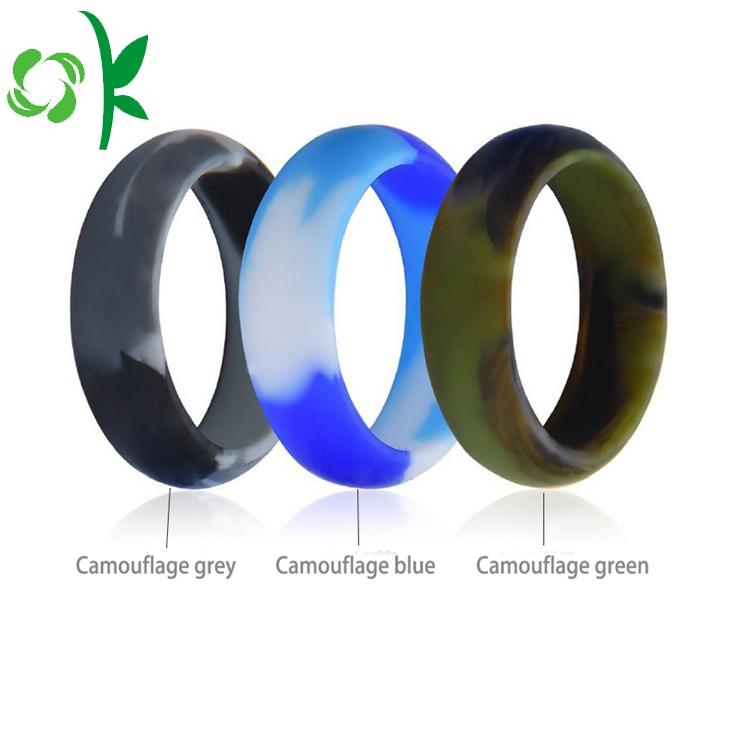 silicone mixing color ring 2