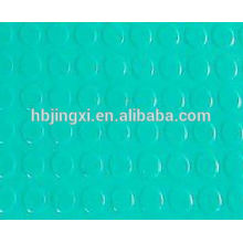 Green Round Dot Non-slip Rubber Flooring Mat
