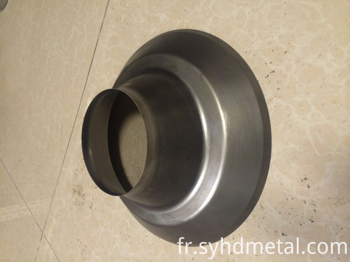 stainless steel metal spinning
