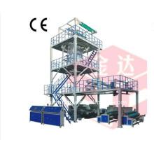 2/3/5 capas de coextrusora máquina de soplado de película