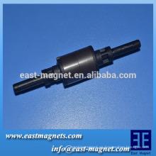 Imán de ferrita polos múltiples para motor de cortina / imán multipolar para conversión de frecuencia rotor de aire acondicionado