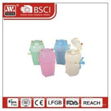 beliebte Kinder-Flasche, Kinder Flasche, Plastikflasche Wasser