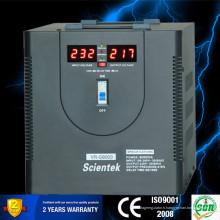 SCIENTEK Factory Supply Affichage LED 8000u Stabilisateur de tension